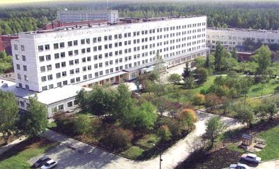 Городская клиническая больница 100
